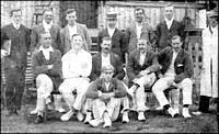 MM 304a Melksham Cricket Club, do you know these people?