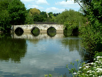 PACKHORSE BRIDGE, BARTON FARM Bradford-On-Avon
