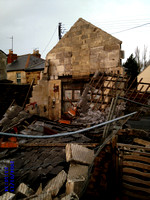 Collapse of Mr Allaway's Shop