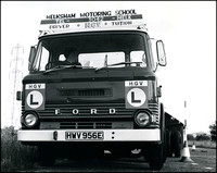 MM6 134a Melksham Motoring School