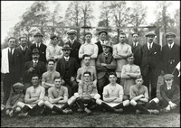 MM 287a Melksham Forest FC 1922-23