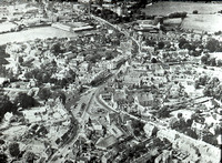 Aerial Views of Melksham