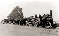 MM6 291a Hurn Brothers Traction Engine