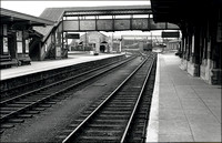 MM6 107a Melksham Railway Station c1949